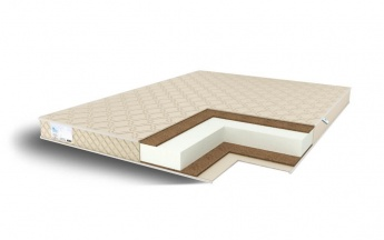 Купить матрас Comfort Line Double Cocos Eco Roll +  (140х210)